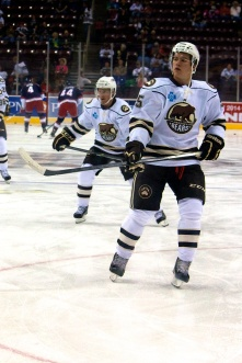 Hershey Bears Defenseman Connor Carrick