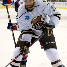 Hershey Bears Forward Brandon Segal