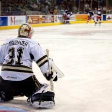 Hershey Bears Goaltender Philipp Grubauer