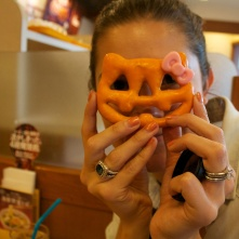 I became obsessed with Mr. Donut while in Japan.