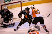 Adirondack Phantoms vs Hershey Bears 1 Feb 2014